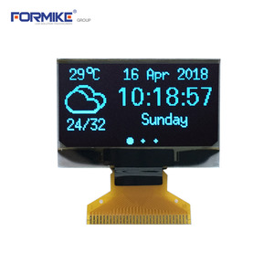 China 1.3 Inch OLED Display SSD1306 128x64 SPI OLED Module (KWH0130UL02) factory