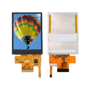China Painel de toque TFT LCD de 37 pinos Tela LCD colorida de 2,8 polegadas 240x320 com interface MCU (KWH028Q28-C01) fábrica
