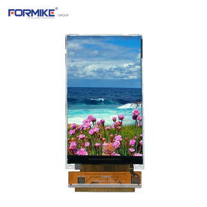 "China 40 Pin 3"" Inch TFT Screen Mcu Interface 240 x 400 Tft Lcd Module (KWH030ST12-F01) factory"