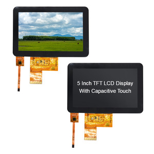 China 5 Zoll 800x480 TFT LCD-Modul 5 '' TFT LCD Touchscreen 5 Zoll LCD-Anzeigemodul (KWH050ST13-C03)-Fabrik