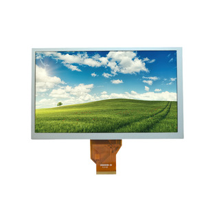 China 50 Pin TFT LCD Module 8 Inch 800x480 LCD Display TFT 8inch LCD Panel(KWH080KQ08-F01) factory