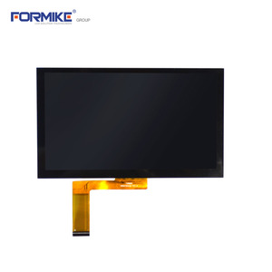 China 7 inch 1024x600 TFT IPS LCD Screen with mipi interface capacitive touch panel Touch screen(KWH070KQ40-C08) factory