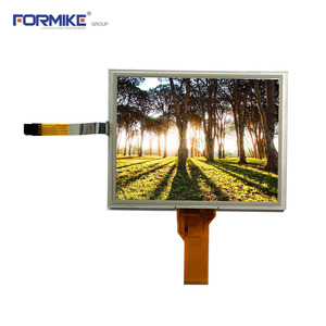 China 8 inch 800x600 color tft lcd display with RGB 24bits interface(KWH080KQ11-F02) factory