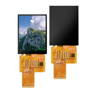 China Capacitive 2.8'' Touch Screen TFT Displays 2.8 Inch 240x320 LCD Module (KWH028Q34-C01) factory