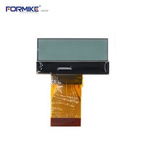 China FSTN 128*32 Mono lcd display Graphic LCD module with backlight(WG1203S2FSN2G-C) factory