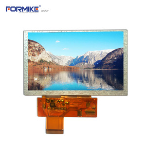 Chine Écran LCD TFT Formike 5 pouces 800x480 (KWH050ST19-F01) usine