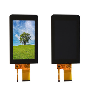 China IPS TFT LCD-Display 5-Zoll-LCD-Bildschirm Display Panel-Modul 5,0-Zoll-kapazitives Touchpanel mit I2C-Schnittstelle (KWH050ST20-C02)-Fabrik