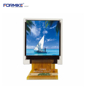 China Square color LCD type 1.5 inch 128x128 TFT LCD Display (KWH014ST02-F01) factory