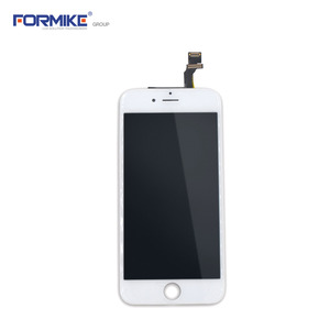 China Tianma Qualität LCD Digitizer Handy Lcd für Telefon 6 LCD Reparatur (iPhone 6 Digitizer (weiß))-Fabrik