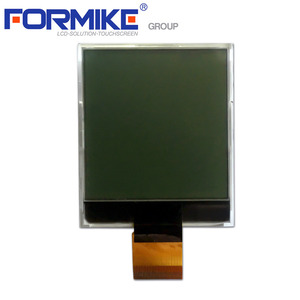 China FSTN Positive 128x128 Graphic design LCD display OEM with LED Backlight(WG1212Y7FSB6G) factory