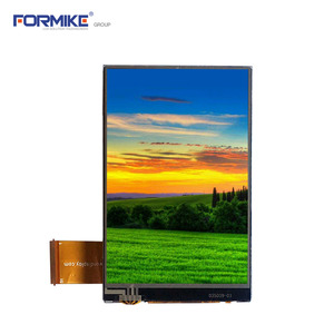 China small touch screen module 320x480 3.5inch TFT lcd hdmi monitor(KWH035ST44-F02) factory